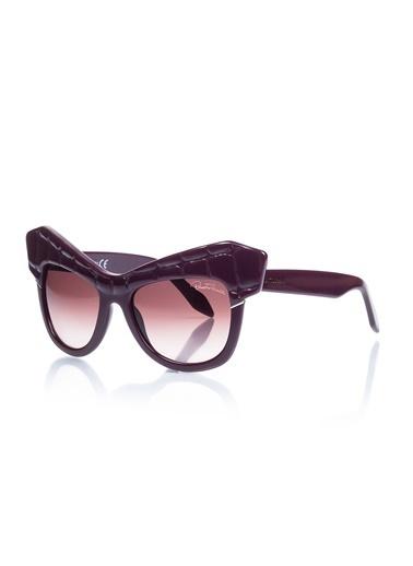 Roberto Cavalli Güneş Gözlüğü Mor